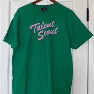 """American Eagle graphic tee. """"Talent Scout"""""""
